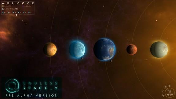Endless Space 2 - Exploration - Uncolonized System