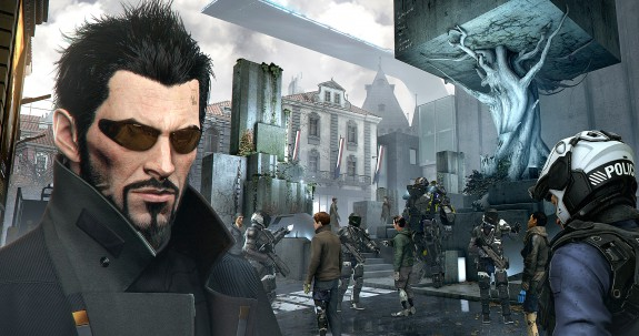 GC15 Mankind Divided Interview Bild 1