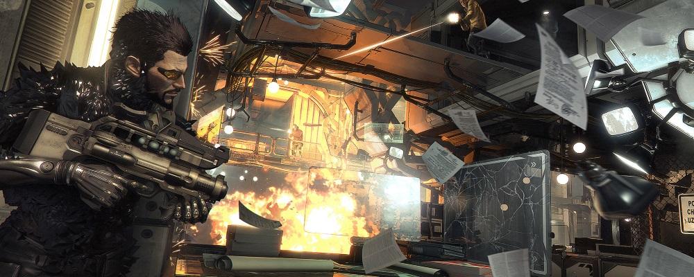 GC15 – Interview mit dem Deus Ex: Mankind Divided Gameplay Director Patrick Fortier