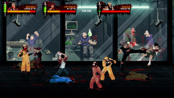Mother Russia Bleeds - Screen 1