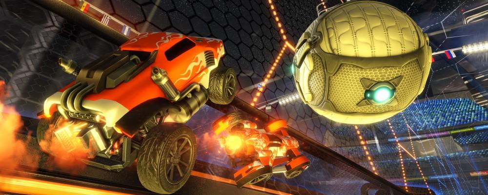 Rocket League – Frischer Hot Wheels DLC
