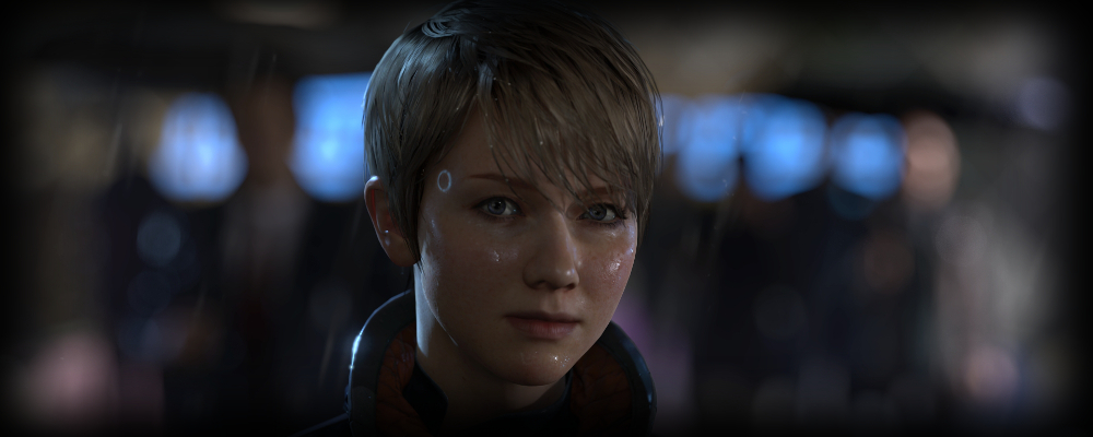 Wahnsinn: David Cage erfindet das Science Fiction-Genre neu!