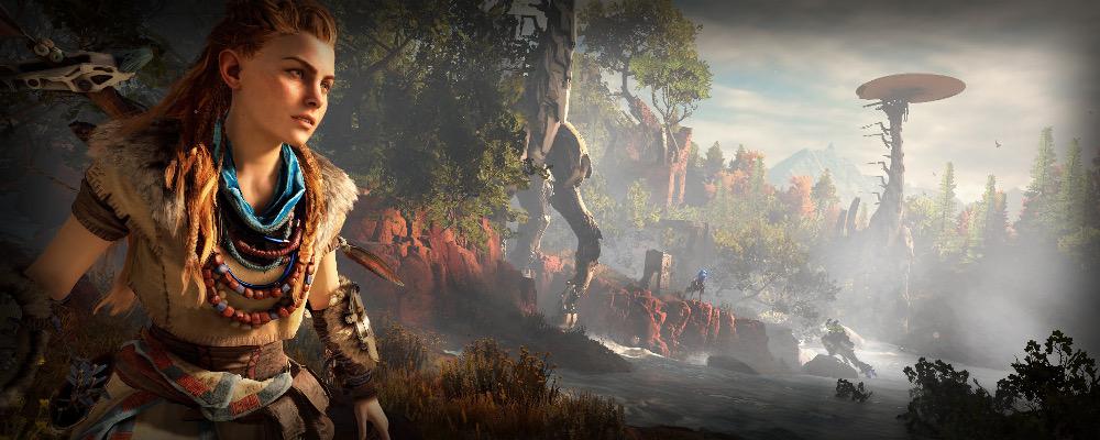 Sony zeigt neue alte Bilder zu Horizon Zero Dawn