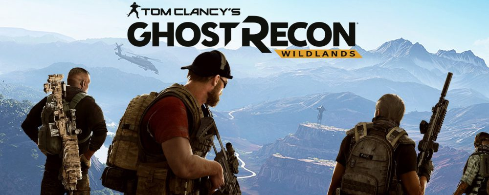 "Ghost Recon Wildlands: ""Ghost War"" Trailer"