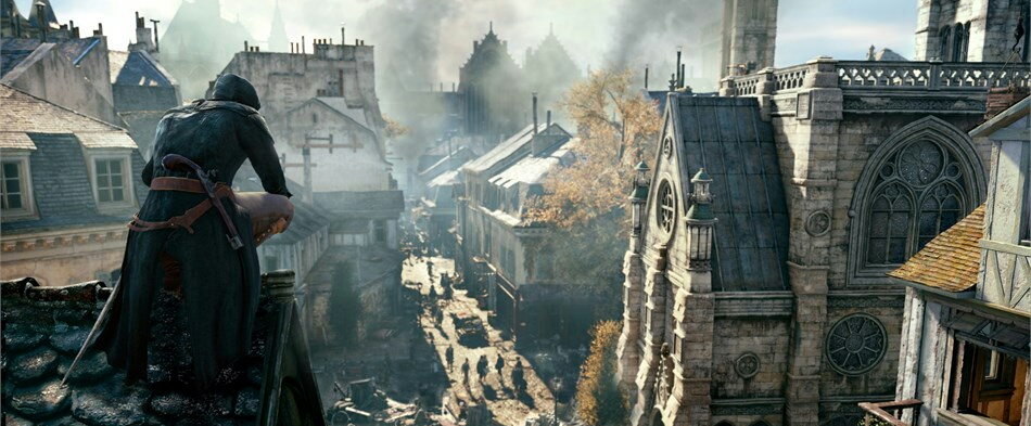 gamescom 2014: Assassin's Creed Unity Preview + Interview