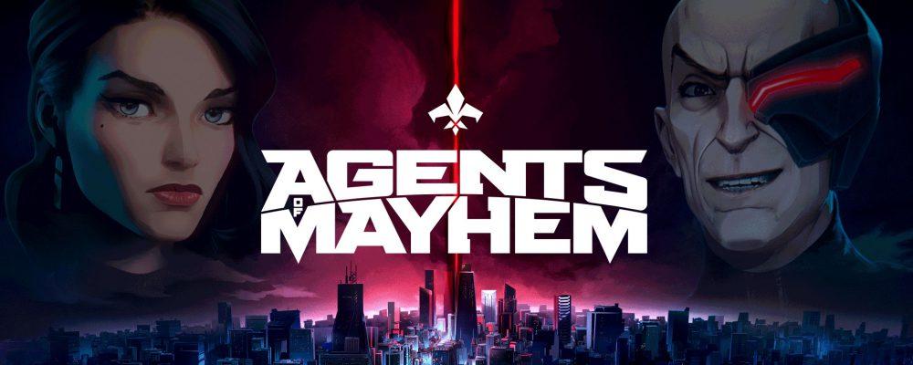 ANGESPIELT: Agents of Mayhem
