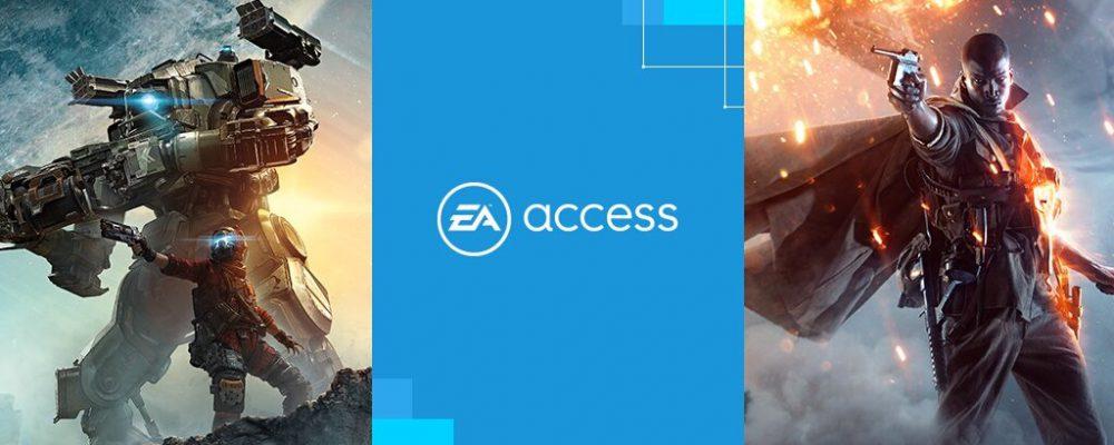 EA Access fährt schwere Geschütze auf!