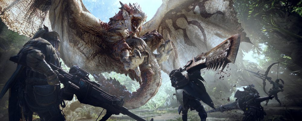 Monster Hunter World: Alle Infos zum Sommer Festival