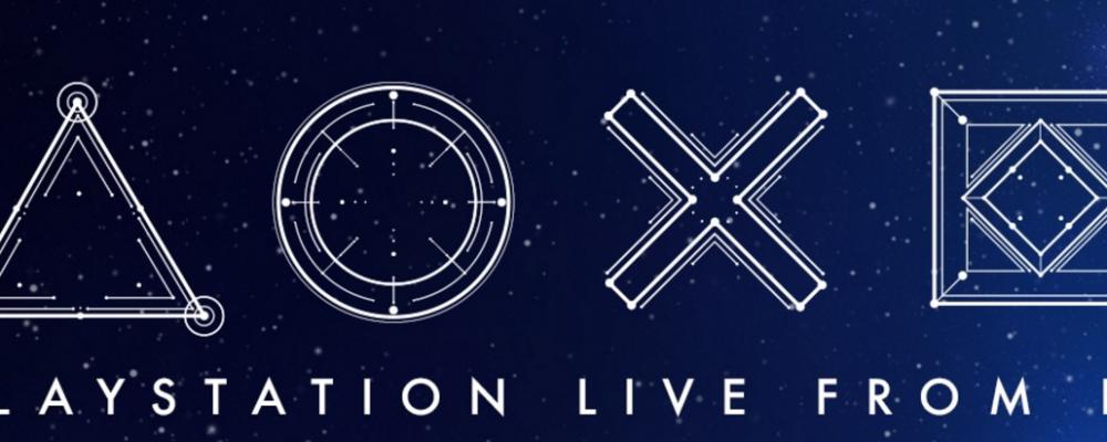 E3 2017: Sony lässt die Games für sich sich sprechen