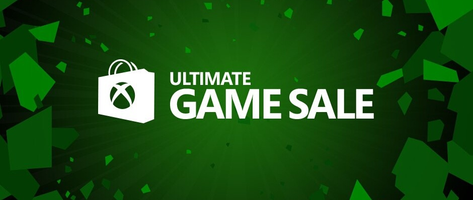 Xbox – Ultimate Game Sale gestartet