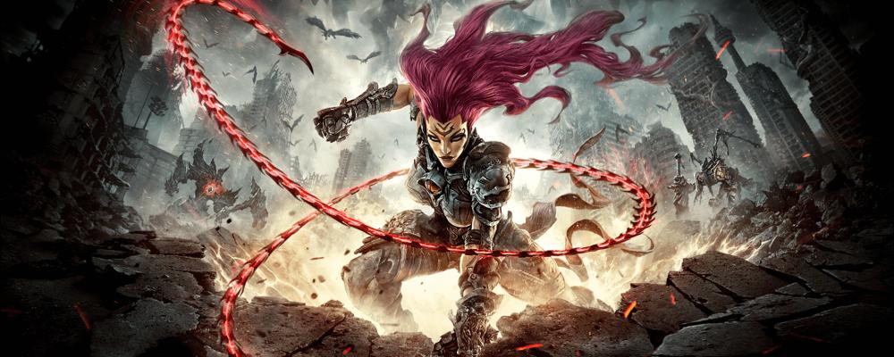 NEWS: Darksiders 3 offiziell angekündigt