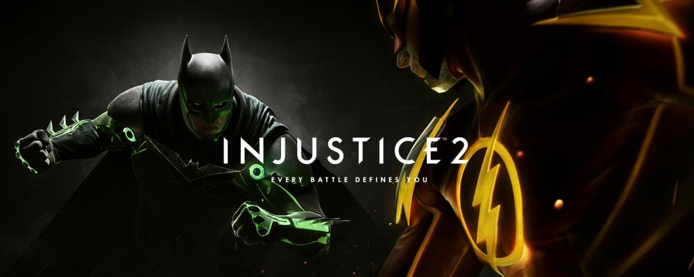Injustice 2: Kostenlose Spieltage für PlayStation4 und Xbox One angekündigt!