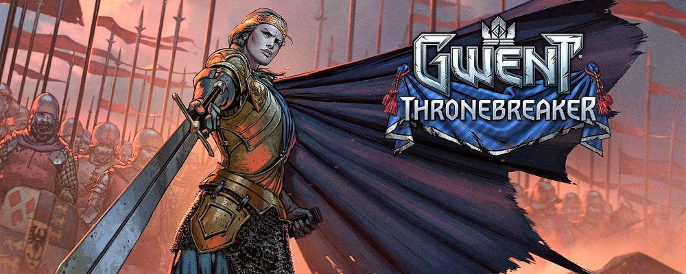 gamescom2017: CD Project Red stellen 'Gwent – Thronebreaker' vor