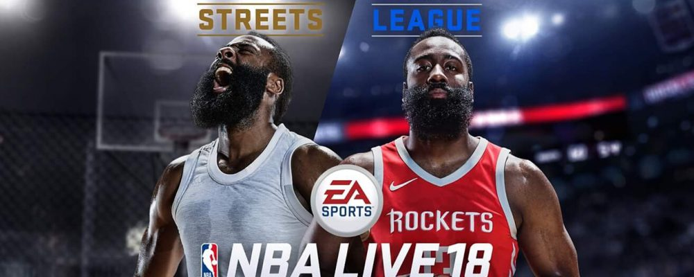 NBA LIVE 18: Cover-Athlet und Demo