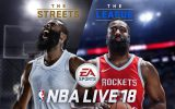 NBA LIVE 18: Cover-Athlet und Demo