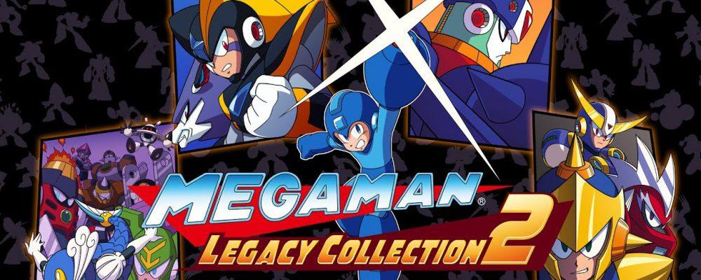 Megaman Legacy Collection 2 veröffentlicht