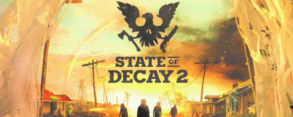 gamescom2017: State of decay 2