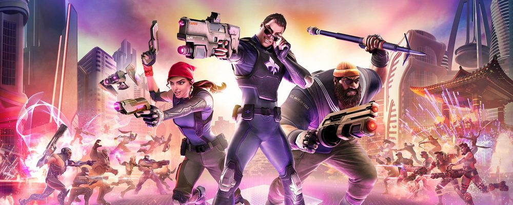 AGENTS OF MAYHEM im Doppel-Review