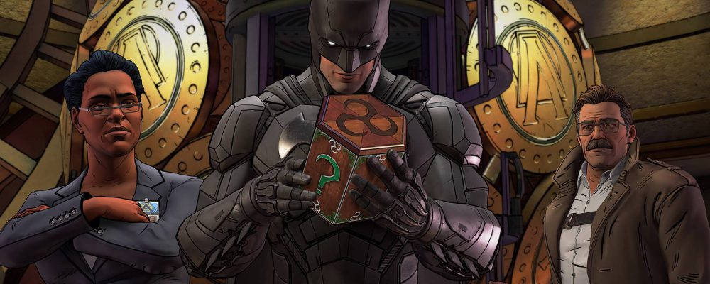 Batman: The Enemy Within – Trailer zu Episode 1