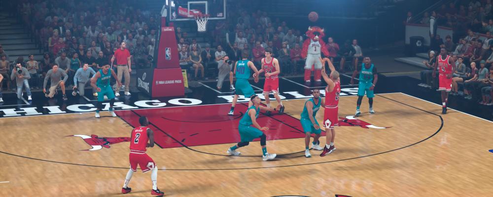 NBA 2K21 – Ein erster Blick auf die Karriere und das neue Viertel