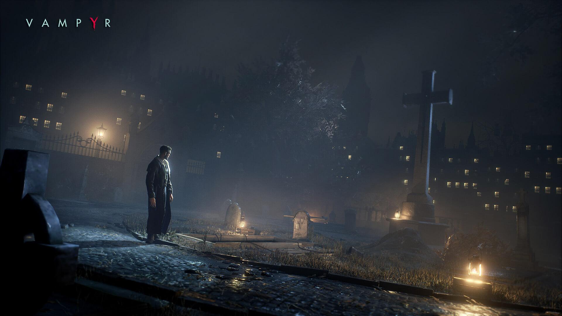 Vampyr: Das Rollenspiel wurde auf das Frühjahr 2018 verschoben