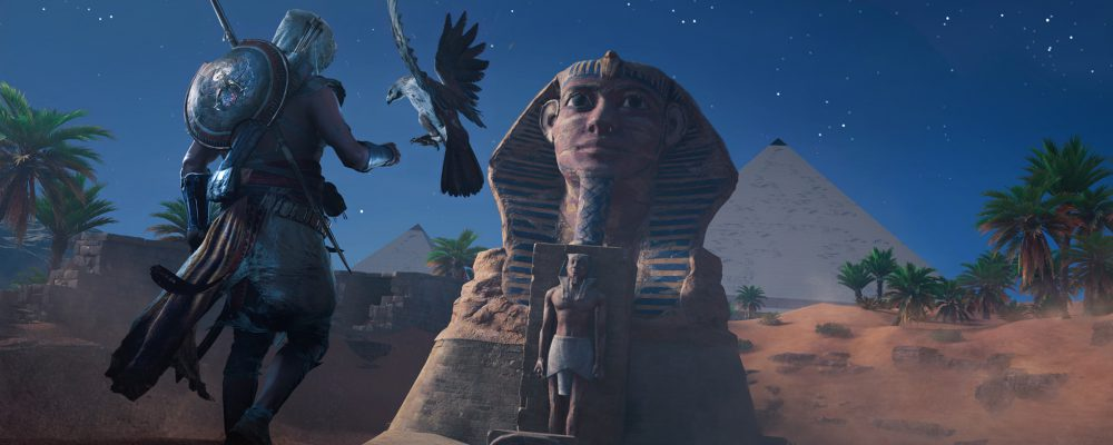 Assassin's Creed Origins: Post-Launch-Inhalte Angekündigt