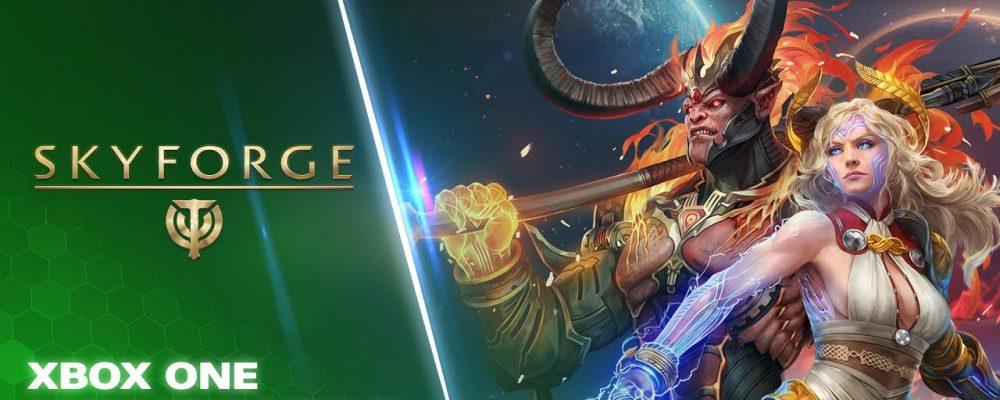 Skyforge: Das Action-MMO startet bald auch auf der Xbox One!