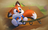 Hüpf, kleiner Fuchs! Super Lucky's Tale im Review