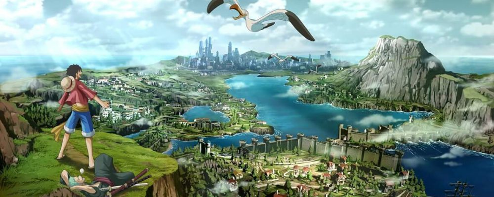 One Piece World Seeker: Zweiter Trailer erschienen