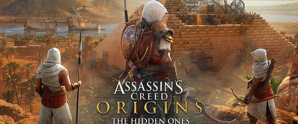 Assassin´s Creed Origins: Die Verborgenen – Trailer zum Start