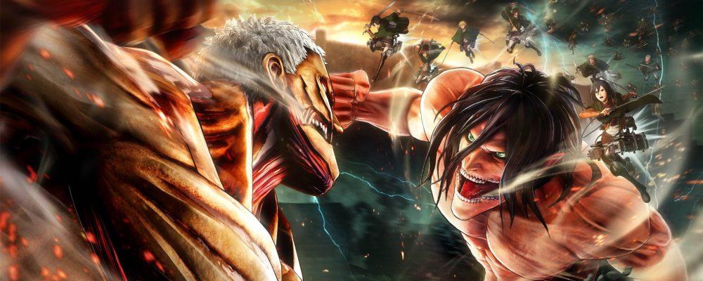#AttackOnTitan2 – Neue Details zum Multiplayer