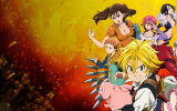 Aktueller Trailer zu The Seven Deadly Sins