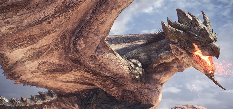 Monster Hunter World: 'Making Of'-Serie gestartet
