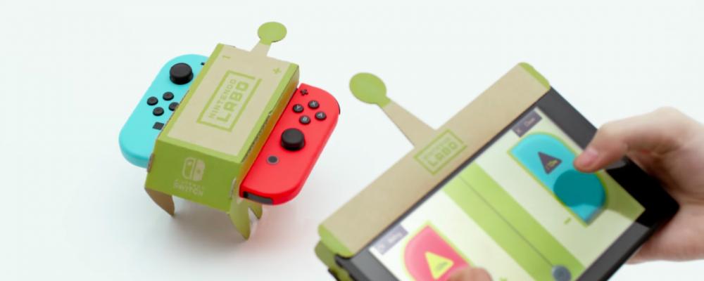 Nintendo Labo – Bastelspaß für Zocker?