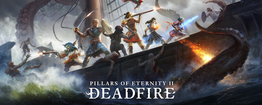 Pillars of Eternity: Deadfire – Konsolenversionen kommen Ende 2018