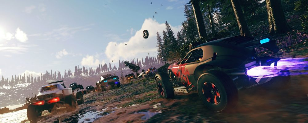 ONRUSH: Race, Wreck, Repeat !