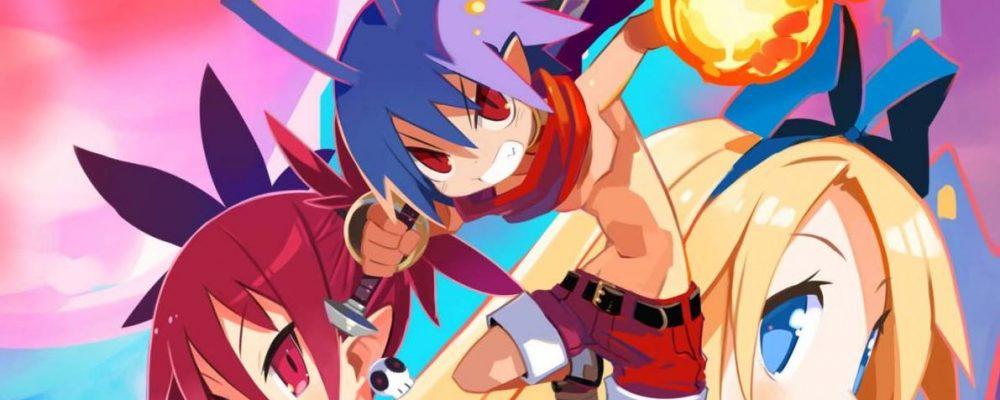 Disgaea 1 Complete erscheint im Herbst für PS 4 und Switch