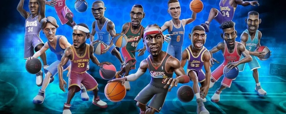 NBA PLAYGROUNDS 2 angekündigt!