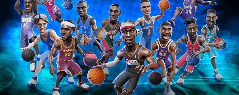 NBA 2K Playgrounds 2: Termin und frischer Trailer