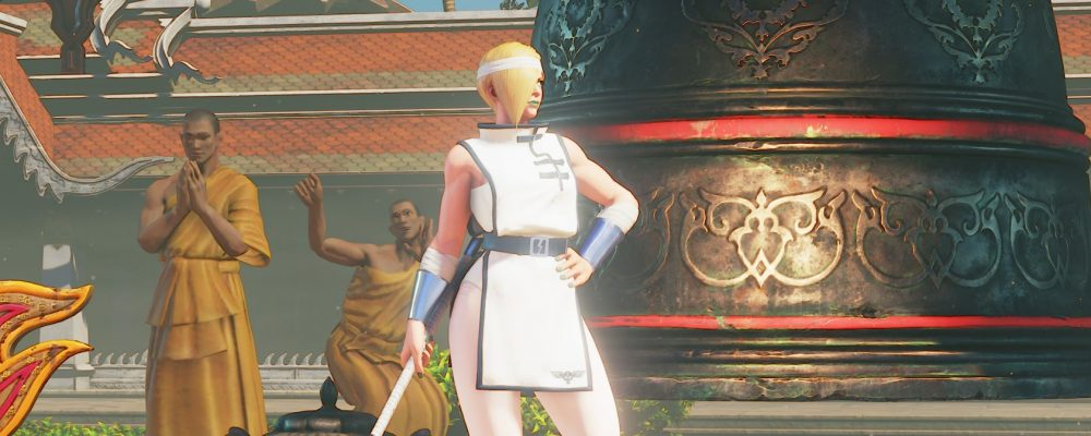 Street Fighter 5 – Falke im Trailer
