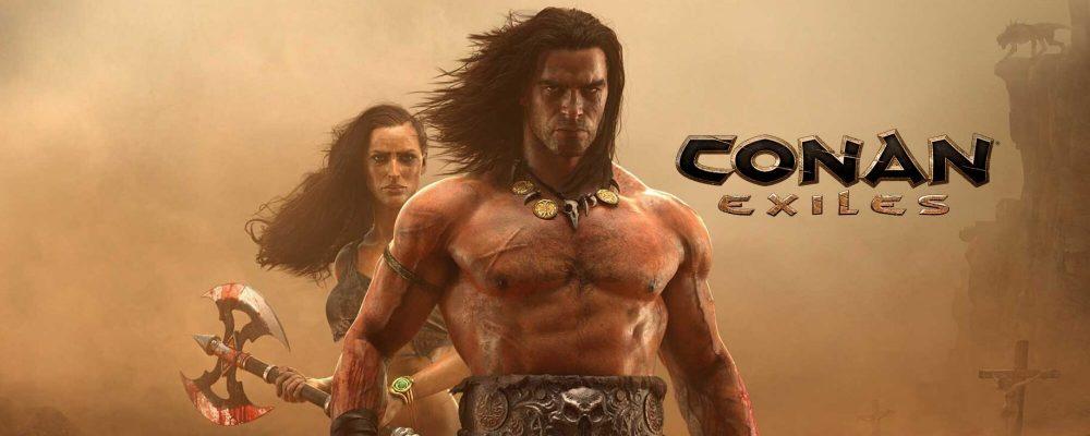 Conan Exiles – Ein barbarischer Überlebenskampf