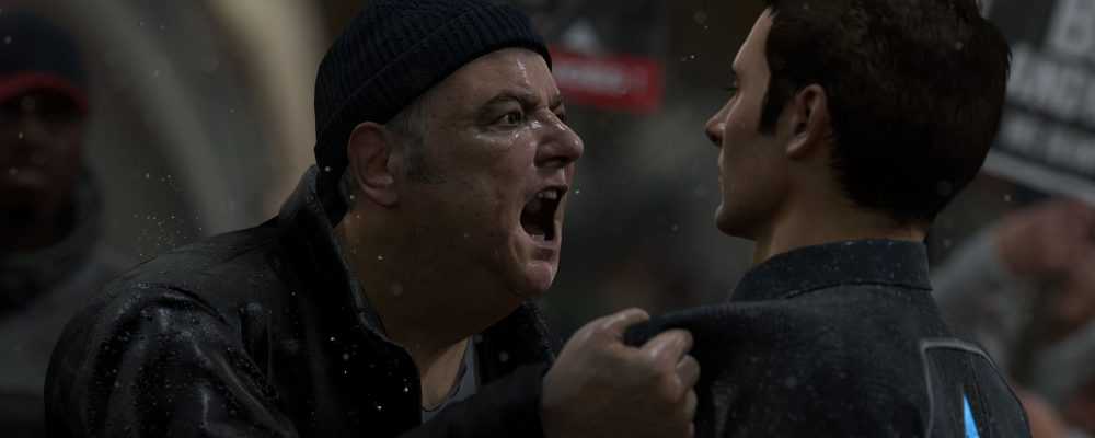 Detroit: Become Human – Einblicke in die Entstehung Detroits