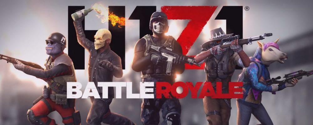 H1Z1: Battle Royale – Beta mit Startschwierigkeiten