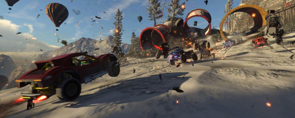 ONRUSH: Teambasierte Spielmodi im Trailer