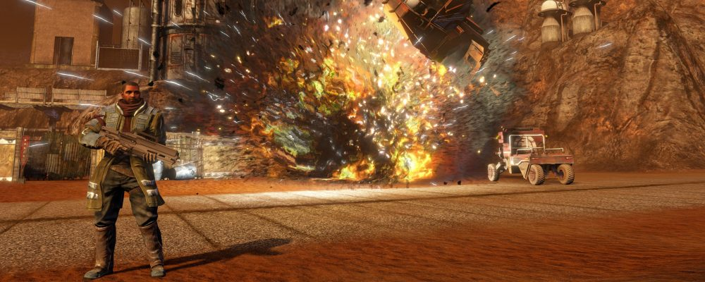Red Faction Guerilla: 4K Re-Mars-tered Edition angekündigt