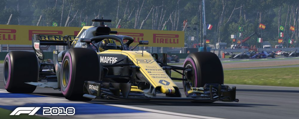 F1 2018: Der Hockenheimring im Fokus