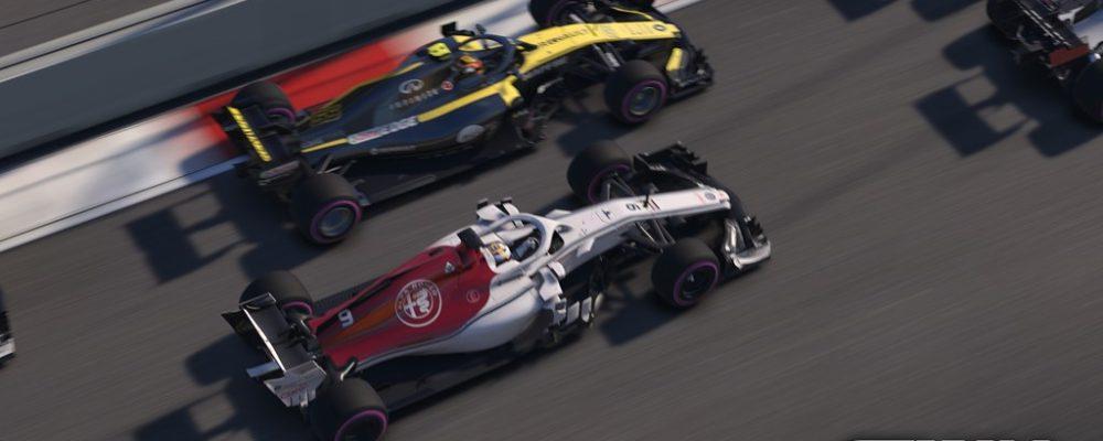 F1 2018: Gameplay Trailer 2 mit Sound von Brian Tyler veröffentlicht
