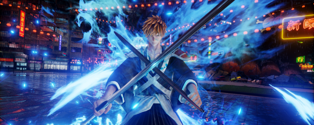 Jump Force: Ichigo in neuen Screenshots zu sehen