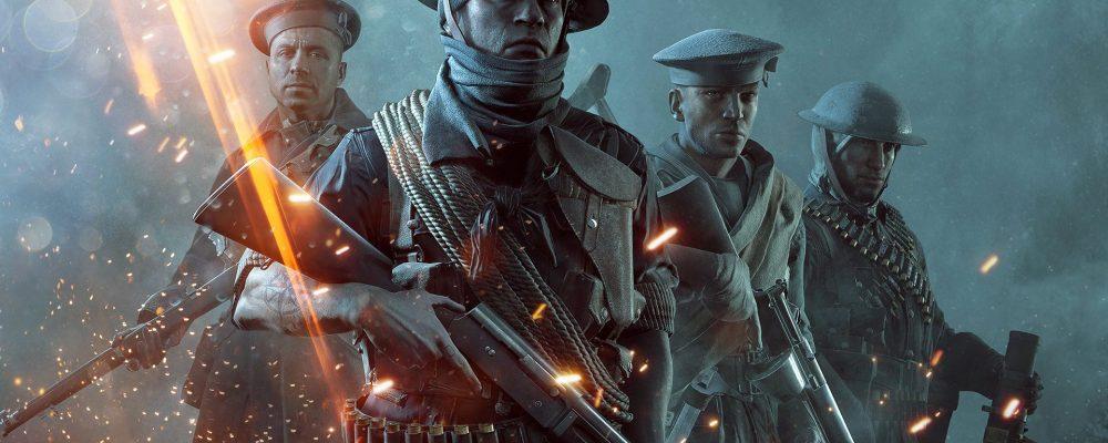 Battlefield 1: Turning Tides kostenlos für PS Plus Abonnenten