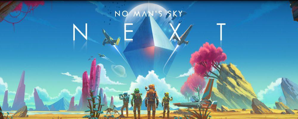 No Man's Sky: NEXT Update vorgestellt!